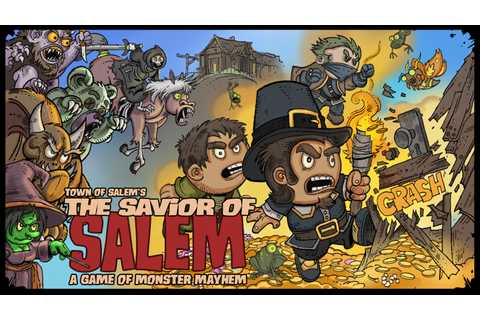 Town of Salem's The Savior of Salem by BlankMediaGames ...