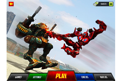 Robot Car War Transform Fight - Android Apps on Google Play