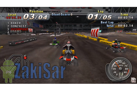 ATV Offroad Fury: Blazin' Trails Iso/Cso PPSSPP Free ...