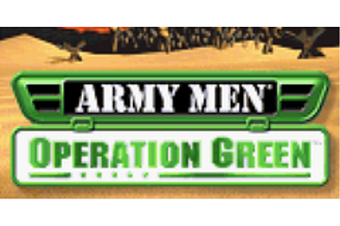 Army Men: Operation Green Download Game | GameFabrique