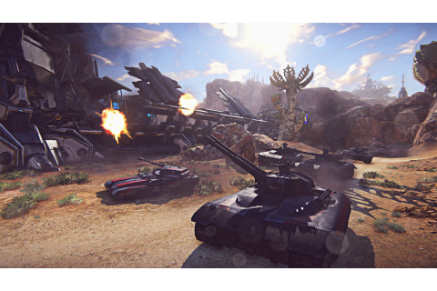 PlanetSide 2 (PS4 / PlayStation 4) News, Reviews, Trailer ...