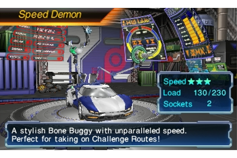 Speed Demon | Fossil Fighters Wiki | FANDOM powered by Wikia