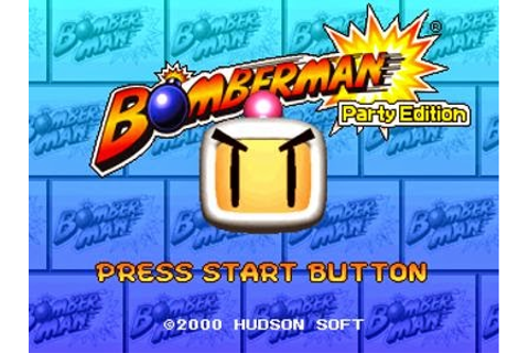 Bomberman Party Edition PS1 ISO - Download Game PS1 PSP ...
