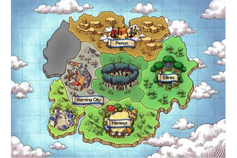 MapleStory Adventures Guide: Maps | Zero zone