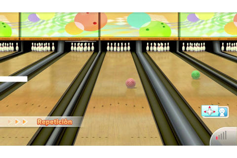 Wii Sports Club - Bowling: Online Game - YouTube