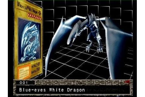 Yu-Gi-Oh! Forbidden Memories (2002) by KCEJ PS game