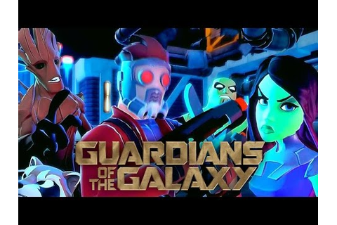 Guardians of the Galaxy | Marvel | GOTG Video Games Round ...