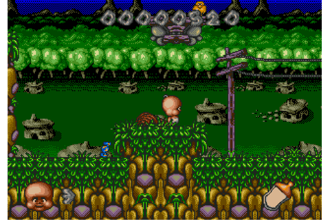 Chuck Rock II - Son of Chuck (USA) ROM