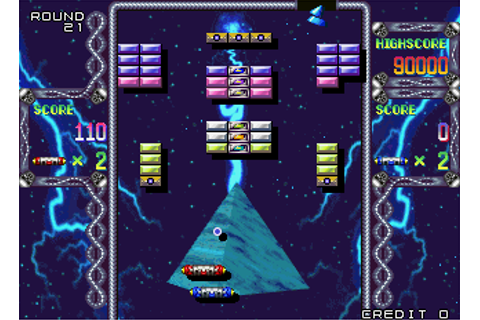 Arkanoid Returns - Videogame by Taito