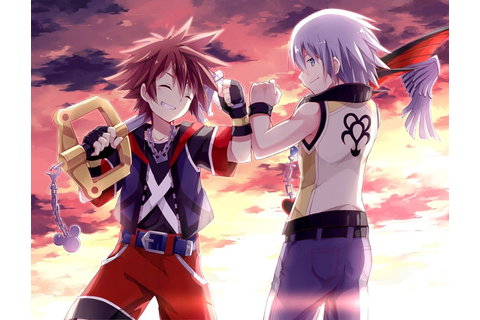 Best buddies forever🌟 | Kingdom Hearts | Kingdom Hearts ...