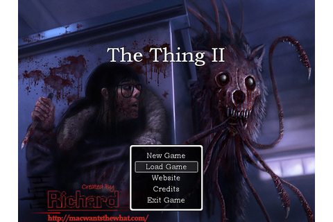Title Screen #5 image - The Thing 2 RPG - Indie DB