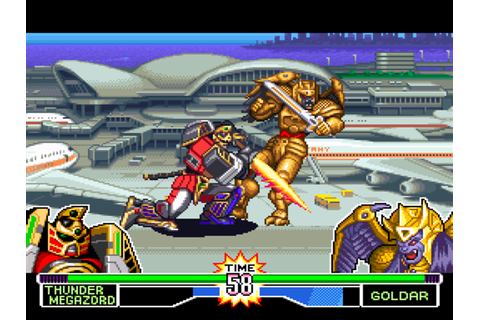 Mighty Morphin Power Rangers Fighting Edition Download ...
