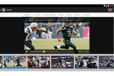 NFL Mobile Streams Live Local Games to Smartphone Owners