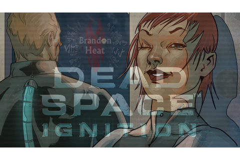 Dead Space Ignition game movie [Author's story] - YouTube