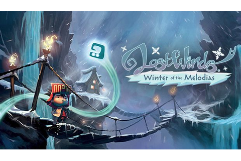 LostWinds 2: Winter of the Melodias Free Download « IGGGAMES