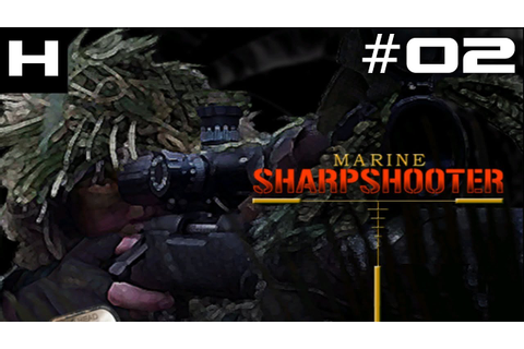 CTU Marine Sharpshooter Walkthrough Part 02 - YouTube