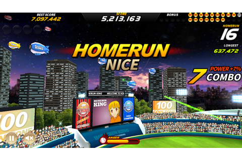 Homerun King - Pro Baseball - Android Apps on Google Play