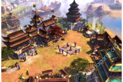 Age of Empires III: The Asian Dynasties (Đế chế 3 - Triều ...