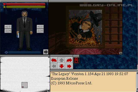 The Legacy: Realm of Terror - screenshots gallery ...