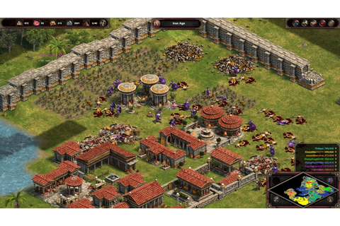Age of Empires: Definitive Edition beta preview: Just like ...
