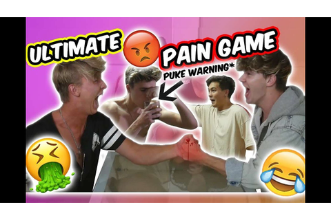 ULTIMATE PAIN GAME TOURNAMENT!! (EXTREME) - YouTube