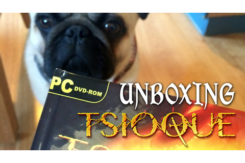 Tsioque, game box - unboxing - YouTube