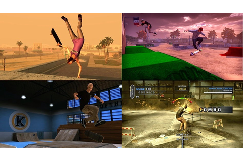 [PC] TONY HAWK'S PRO SKATER HD - SKIDROW [ONE2UP ...