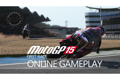 MotoGP 15 Online Gameplay (MotoGP 2015 Game) - YouTube