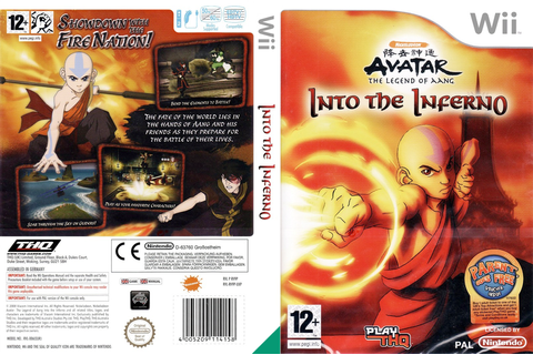 RV9P78 - Avatar: The Legend of Aang - Into the Inferno