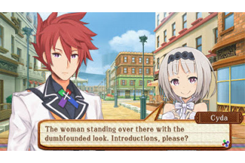Blog Apa Saja Mixed: Download Game PPSPP Summon Night 5 ...