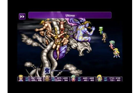 Final Fantasy VI Final Boss Kefka (Pc) | Videogames ...