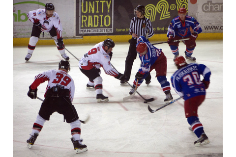 wallpapers: Ice Hockey