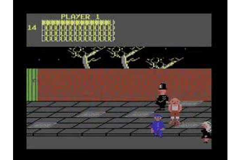 Bozos Night Out C64 - YouTube