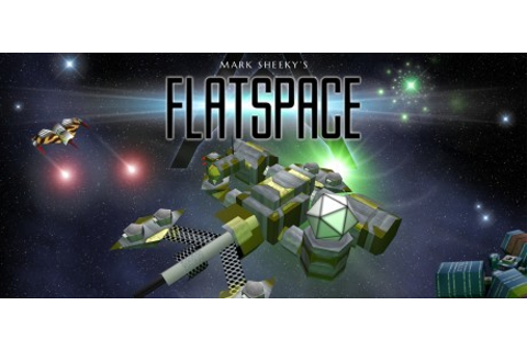 Flatspace on Steam