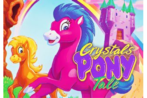 Crystal's pony tale - Symbian game. Crystal's pony tale ...
