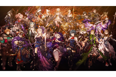 Wallpapers - War of the Visions: Final Fantasy Brave ...