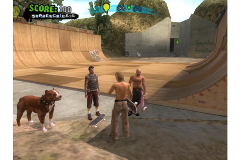 Tony Hawk's American Wasteland Game - Free Download Full ...