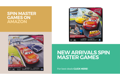 New Arrivals Spin Master Games // Spin Master Games On ...
