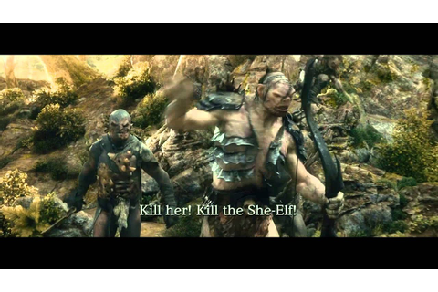 Elves vs orcs vs dwarves [HD] - YouTube