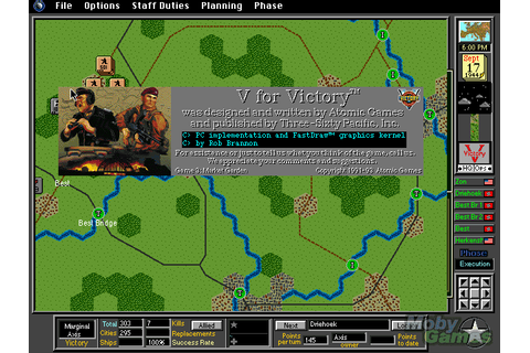Download V for Victory: Market Garden - My Abandonware