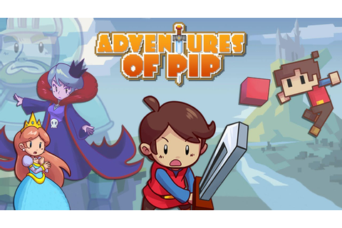 Adventures of Pip Gameplay [Early Access] [PC HD] [60FPS ...
