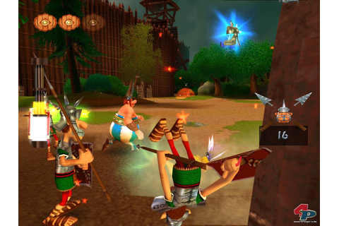 Download Asterix And Obelix XXL PS2 Full Version Iso For ...