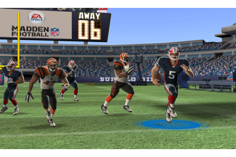 Madden NFL Football 3DS News | Reporting Gamer