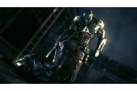 Arkham Knight gives Batman an all-new foe, a bigger Gotham ...