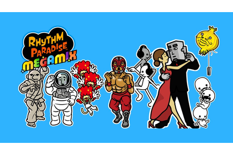 VGR: Rhythm Heaven Megamix | Big Time Writes