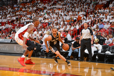 The Best pics of Game 1 of the 2013 NBA Finals: Heat vs ...
