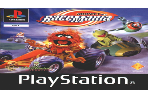 Muppet Race Mania [Gameplay] [ePSXe] {HD} - YouTube