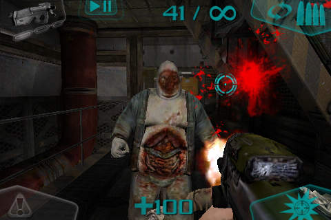 DOOM Resurrection on the App Store