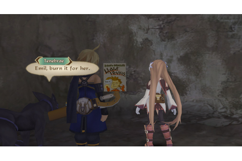 Tales of Symphonia: Dawn of the New World . Прохождение ...