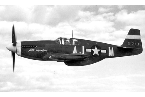 Mustang, Aircraft Profile, USAAF | Blood Red Skies